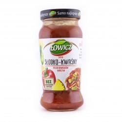 Łowicz sos słodko-kwaśny 500g