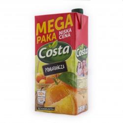 Costa napój pomarańcza, 2l