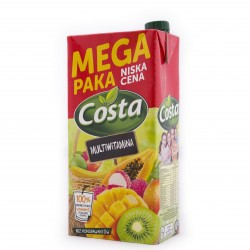 Napój multiwitamina, 2l Costa