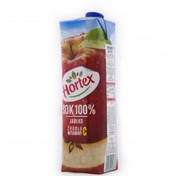 Hortex sok jabłkowy 100%, 1l