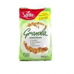 Sante Granola orzechowa...
