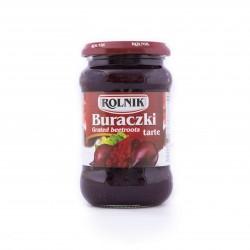 Buraczki tarte, 370ml Rolnik