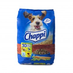 Chappi 2,7kg sucha karma z...