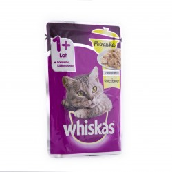 Whiskas 1+  karma dla kota...