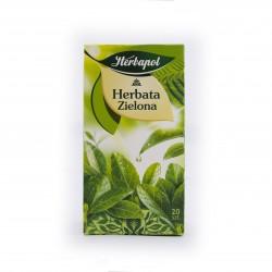 Herbapol Herbata zielona 20...