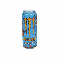 MONSTER JUICED ENERGY JUICE...