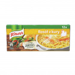 Knorr rosół z kury 12...