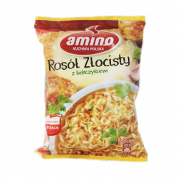 Amino, rosół złocisty z...
