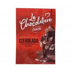 Delecta czekolada...