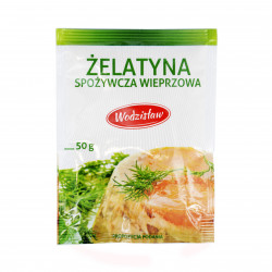 Wodzisław żelatyna...
