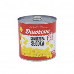 Dawtona kukurydza słodka 400g