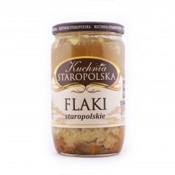 Kuchnia Staropolska, flaki...