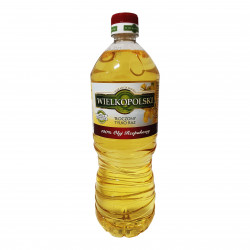 Olej rzepakowy, 900ml...