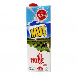 MU! Mleko UHT 3,2%, 1l