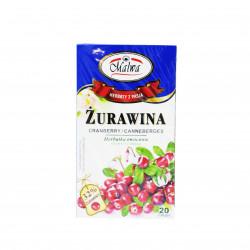 Malwa herbata żurawinowa 20...