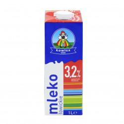 Łowicz mleko 3,2% 1L