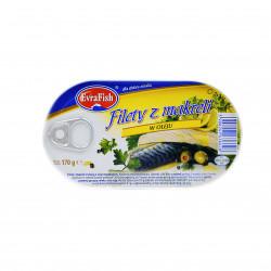 Evra Fish Filety z makreli...