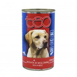 Teo 1250g, wołowina dla psa