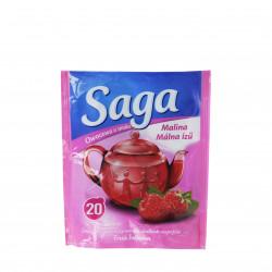 Saga, herbata malina 20...