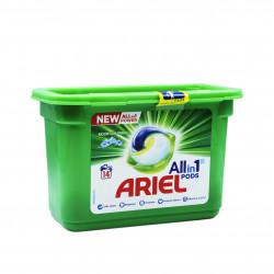 Ariel, kapsułki do prania...