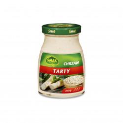Smak chrzan tarty 175g, ostry