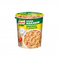 Knorr makaron z sosem...