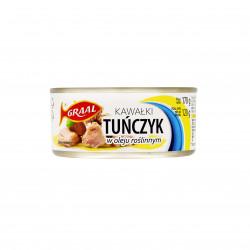 Graal tuńczyk kawałki w...