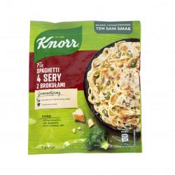 Knorr fix spaghetti 4 sery...