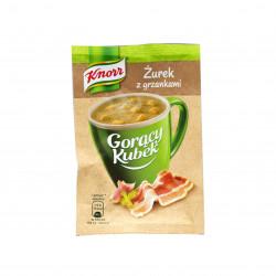 Knorr gorący kubek...