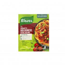Knorr fix spaghetti...