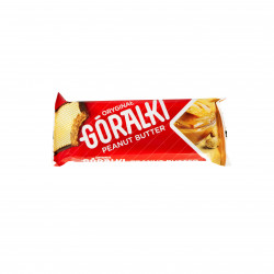Góralki peanut butter 50g,...