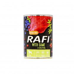 Rafi, karma dla psa 400g,...