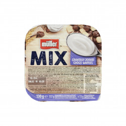 Muller jogurt o smaku...