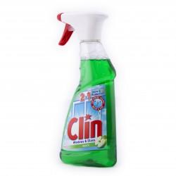 Clin płyn do mycia okien...