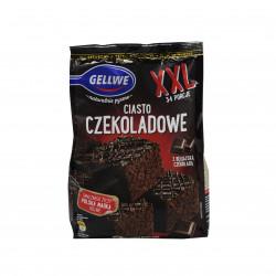Gellwe ciasto czekoladowe 670g