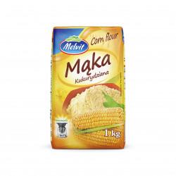 Melvit mąka kukurydziana 1kg