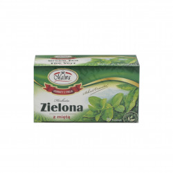 Malwa herbata zielona z...
