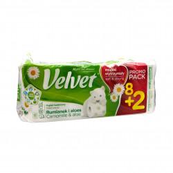Velvet papier toaletowy 8+2...