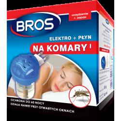 Bros elektrofumigator +...