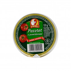 Profi pasztet z pomidorami,...