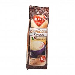 Hearts cappuccino karmelowe...