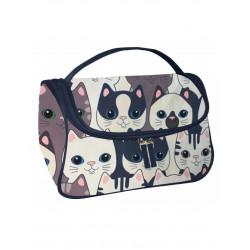 Reed kosmetyczka kufer koty...