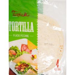 Turka tortilla placki...