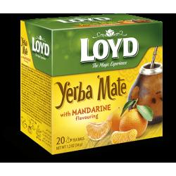 Loyd Yerba Mate 20 szt., o...