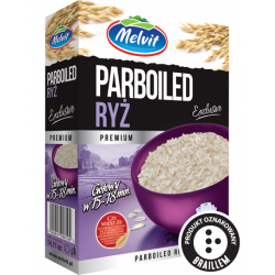 Melvit ryż parboiled 400g...
