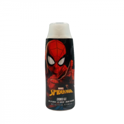 Spider-man, żel do kąpieli...