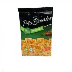 Alfa Pita breaks chrupkie...
