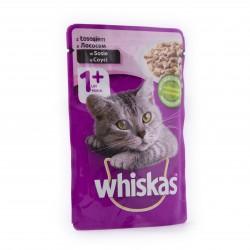 Whiskas 1+  karma 100g. z...