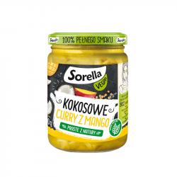 Sorella kokosowe curry z...