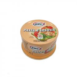 BMC pasta z łososia 85g